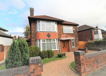 Thumbnail 4 bed detached house for sale in Glendyke Road, Calderstones, Liverpool, Merseyside