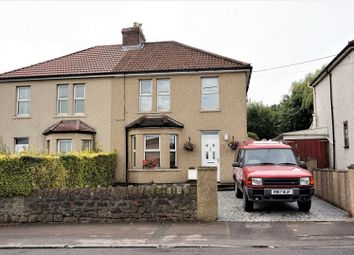 Thumbnail 3 bed semi-detached house for sale in Sweets Road, Soundwell