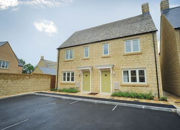 Thumbnail 2 bed semi-detached house for sale in Cinder Lane, Fairford