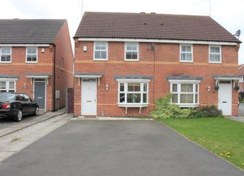 Thumbnail 3 bedroom semi-detached house for sale in Marquis Gardens, Chellaston, Derby