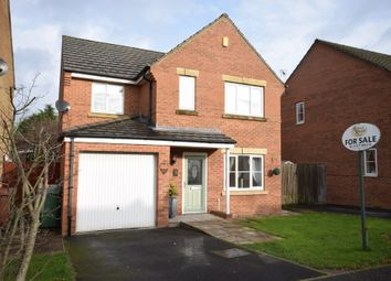 Thumbnail 4 bed detached house for sale in Aketon Croft, Castleford
