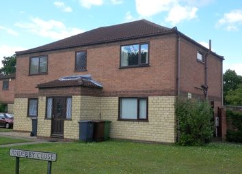 Thumbnail 1 bed flat to rent in Anderby Close, Lincoln