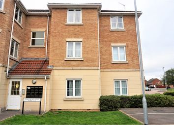 Thumbnail 2 bed flat for sale in 8 Swan Close, Swindon