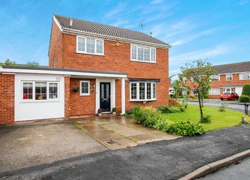 Thumbnail 3 bed detached house for sale in Boothgate Close, Howden, Goole