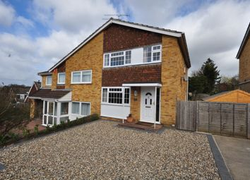 Thumbnail 3 bed semi-detached house to rent in Mynn Crescent, Bearsted, Maidstone