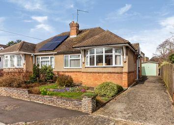 Thumbnail 2 bed bungalow for sale in Traherne Close, Hitchin, Herts, England