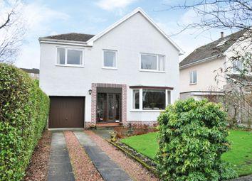 Thumbnail Detached house for sale in Brandon Drive, Bearsden, East Dunbartonshire