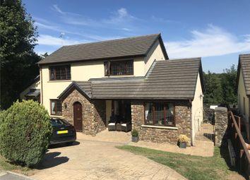 Thumbnail 4 bed detached house for sale in Misty Hollow, Pen Y Bryn, Begelly, Kilgetty