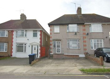 Thumbnail 3 bed semi-detached house for sale in St. James Gardens, Wembley
