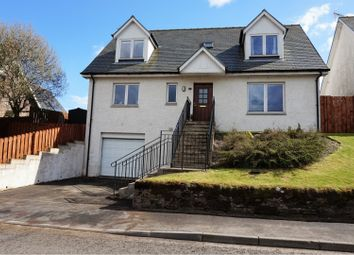 Thumbnail 3 bed detached house for sale in Latch Road, Brechin