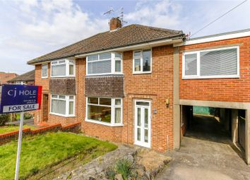 Thumbnail 4 bedroom semi-detached house for sale in Priory Court Road, Westbury-On-Trym, Bristol