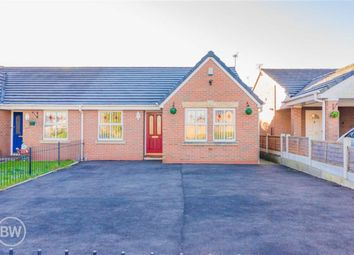 Thumbnail 2 bed semi-detached bungalow for sale in Grasmere Street, Leigh, Lancashire
