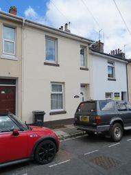 Thumbnail 3 bed terraced house to rent in Wellesley Road, Torquay