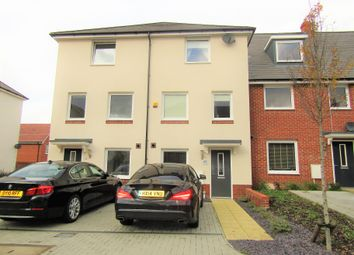 Thumbnail 4 bedroom terraced house for sale in Colby Street, Southampton