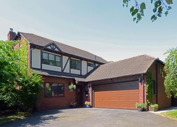 Thumbnail 4 bed detached house for sale in Nesscliffe, Shrewsbury