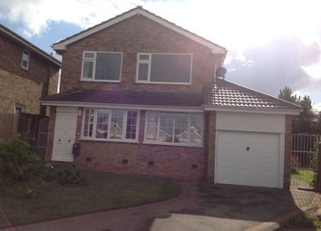 Thumbnail 1 bed detached house to rent in Godfrey Close, Radford Semele
