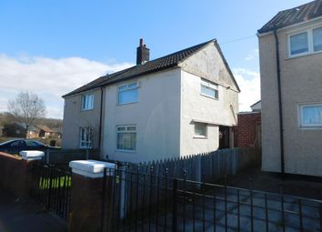 Thumbnail 2 bed semi-detached house to rent in Curtana Crescent, Norris Green, Liverpool