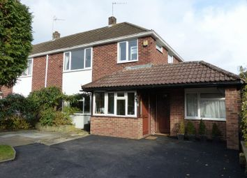 Thumbnail 4 bed semi-detached house for sale in Southwood Road, Cookham, Maidenhead