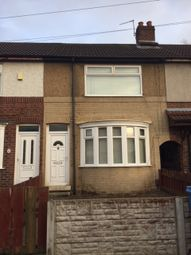 Thumbnail 2 bedroom terraced house to rent in Fieldton Road, Croxteth