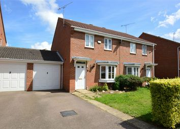 Thumbnail 3 bedroom semi-detached house for sale in Cornflower Way, Hatfield, Hertfordshire