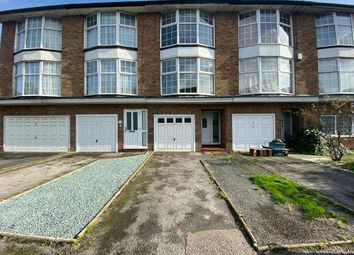 Thumbnail 3 bed town house to rent in St James Close, New Malden