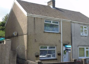 2 bed semi-detached house for sale in Lan Street, Morriston, Swansea SA6