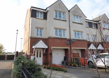 Thumbnail 4 bed end terrace house for sale in Friars Terrace, Stafford
