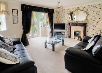 Thumbnail 4 bed detached house for sale in Larkspur Way, Wakefield