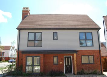 Thumbnail 4 bed detached house for sale in Chilmington Gate, Great Chart, Ashford