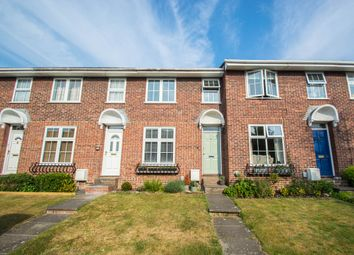 Thumbnail 3 bed terraced house to rent in Tanners Crescent, Hertford