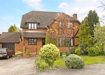Thumbnail 4 bed detached house for sale in Berndene Rise, Princes Risborough, Buckinghamshire