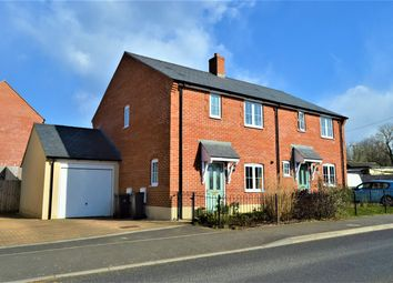 Thumbnail 3 bed semi-detached house for sale in The Street, Motcombe, Shaftesbury