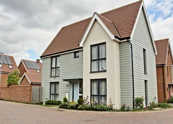 Thumbnail 3 bed detached house for sale in Spitfire Road, Upper Cambourne, Cambourne, Cambridge