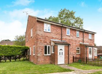 Thumbnail 1 bed end terrace house to rent in Wellington Avenue, Whitehill, Bordon