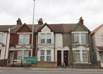 Thumbnail 1 bed terraced house for sale in Rainham Road, Gillingham, Kent