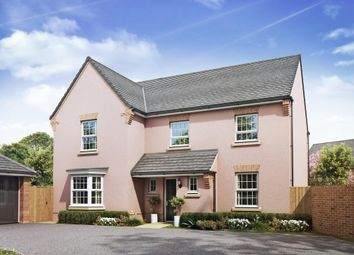 "Thumbnail 5 bed detached house for sale in ""Manning"" at Butt Lane, Thornbury, Bristol"