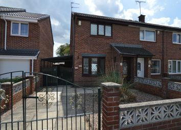Thumbnail 2 bed terraced house for sale in Pollards Fields, Knottingley
