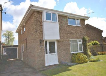 Thumbnail 4 bedroom detached house for sale in Proctor Road, Sprowston, Norwich