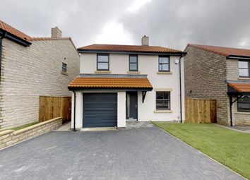 Thumbnail 4 bedroom detached house for sale in Beech Crescent, Heighington Village, Newton Aycliffe