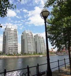 Thumbnail 2 bed flat to rent in Salford M50, The Quays, P3529