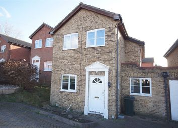 Thumbnail 3 bedroom link-detached house for sale in Cressingham Road, Reading, Berkshire