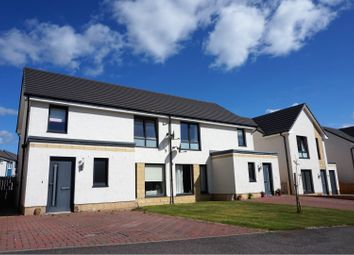 Thumbnail 3 bed semi-detached house for sale in Bowmore View, Inverness