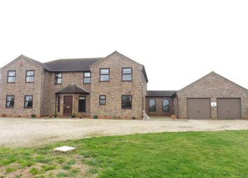 Thumbnail 4 bed detached house for sale in Messingham, Scunthorpe