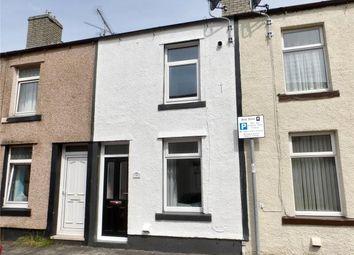 Thumbnail 2 bed terraced house for sale in Blackburn Street, Workington, Cumbria
