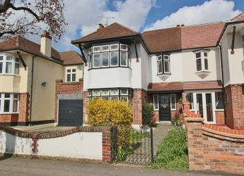 Thumbnail 3 bed semi-detached house for sale in Park Drive, Upminster