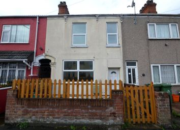 Thumbnail 3 bed terraced house for sale in Brereton Avenue, Cleethorpes
