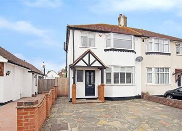 Thumbnail 3 bed semi-detached house for sale in Waldenhurst Road, Orpington, Kent