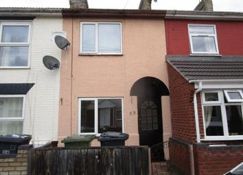 Thumbnail Terraced house to rent in Trafalgar Road West, Gorleston, Great Yarmouth