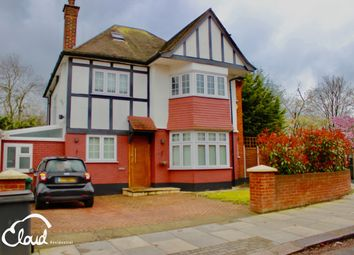 Thumbnail 4 bed detached house to rent in Shirehall Park, London