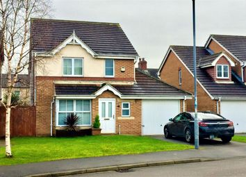 Thumbnail 3 bedroom detached house for sale in Millmoor Road, Wombwell, Barnsley